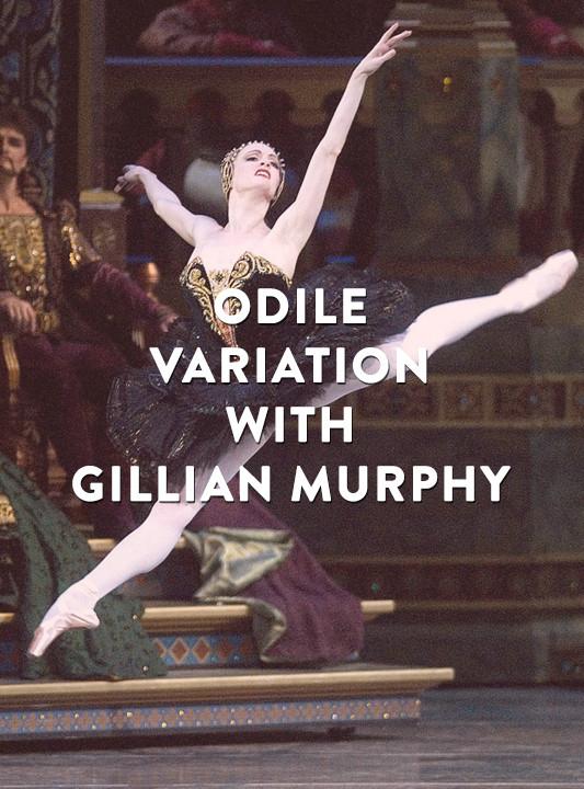 Ballet Variation - Gillian Murphy