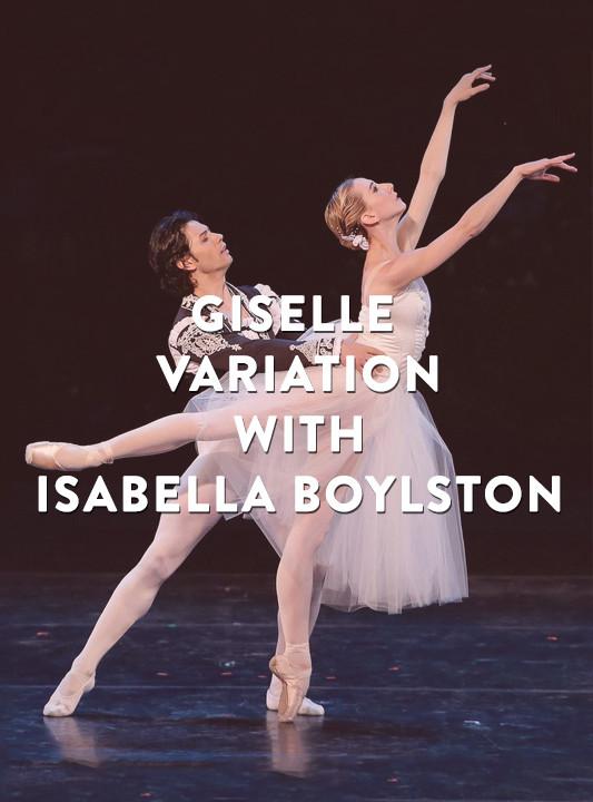 Variation - Giselle